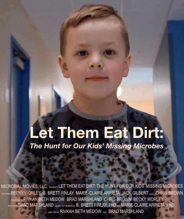 Let Them Eat Dirt film poster