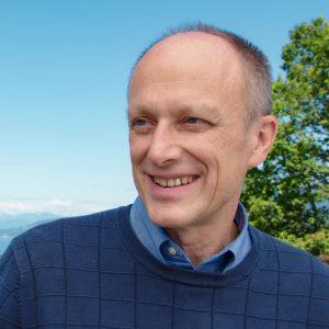 Dr. B. Brett Finlay, Microbiologist